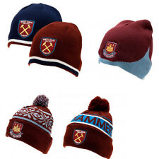 West Ham United FC  Knitted / Winter Hats - Official Licensed Hats