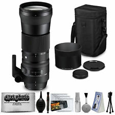 Sigma 150-600mm f/5-6.3 DG OS HSM Contemporary Lens for Canon EF | Nikon F Mount