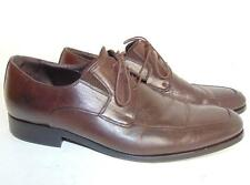"BRUNO MAGLI 9 M ""RAMMOLA"" BROWN NAPPA OXFORDS $425"