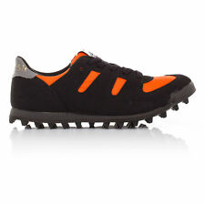Walsh PB Fell Junior Black Lace Up Running Outdoors Trail Sports Shoes