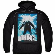 John Carpenter's THE THING Movie Poster Black Pullover Hoodie S-3XL