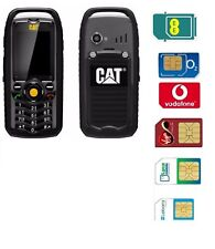 NEW CAT B25 TOUGH SOILD BUILDERS IP67 TRADESMAN MOBILE PHONE ON PAY AS YOU GO UK