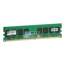 Kingston ValueRAM - Memory - 1 GB - DIMM 240-pin - DDR2 - 667 MH KVR667D2N5/1G