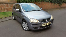 2006 Vauxhall/Opel Corsa 1.2i 16v ( a/c ) SXi+ +++VERY WELL MAINTAINED CAR+++