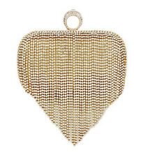 Ladies Evening Bag Party Women Clutch Crystal Purse Wedding Handbags Rhinestone