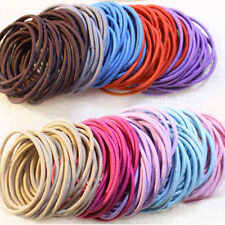Wholesale 50pc Fashion Elastic Rope Hair Ties Ponytail Holder Head Band Hairband