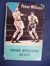More Ringside Seats by Peter Wilson, Peter Wilson, Stanley Paul