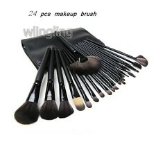 24pcs Super soft makeup brush sets of professional make-up brushes