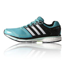 Adidas Supernova Glide 6 Womens Blue Sneakers Running Road Shoes Trainers