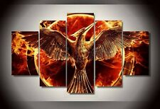 Framed Printed Picture hunger games Group Film Movie Wall Art Canvas home Decor