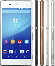 """Unlocked 5.2"""" Sony XPERIA Z3 D6033 4G LTE GSM GPS Smartphone 16GB 20.7MP CAAL"""