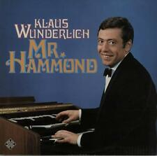 Klaus Wunderlich Mr. Hammond German 2-LP vinyl record (Double Album)
