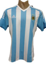 ARGENTINA CLIMACOOL HOME SOCCER JERSEY 2015 MESSI # 10