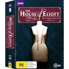 NEW The House of Eliott Complete Collection DVD