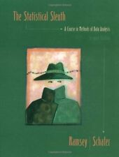 The Statistical Sleuth: A Course in Methods of Data Analysis (Book & CD)
