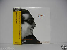 TETE MONTOLIU TRIO Tete ! JAPAN MINI LP CD NM w/OBI VACZ-1123