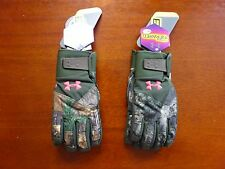 Under Armour ColdGear Infrared Scent Control Primer Camo Gloves NWT Hunting