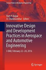 Innovative Design and Development Practices in Aerospace and Automotive Eng ...
