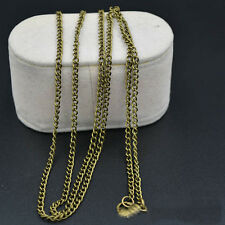 Metal chain accessories can be used for pocket watch chain key chain necklace