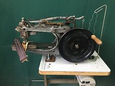 industrial sewing machine teflon foot ring pvc leather