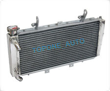 ALLOY ALUMINUM RACING RADIATOR FOR TRIUMPH SPRINT ST 1050 ENGINE 2006 06 NEW