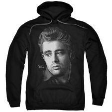 James Dean Icon Movie Actor Dots Adult Pull-Over Hoodie