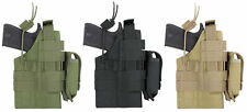 Condor Outdoor Ambidextrous MOLLE Modular Pistol Holster Magazine Pouch for 1911