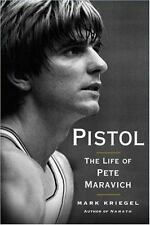 Pistol: The Life of Pete Maravich-ExLibrary