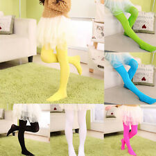 Baby Tights Students Kids Childrens girls Dance Socks ballet Tights Pantyhose FY