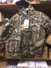 Youth Gamehide Deer Camp Camo Jacket Mossy Oak Infinity