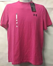 Under Armour Charged Cotton MEN'S Loose Fit Shirts, Pink, 1217194 NEW!