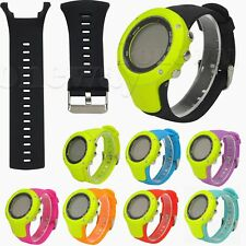 Replacement Silicone Watch Band Wrist Strap for SUUNTO Ambit Series 1/2/3 Sport