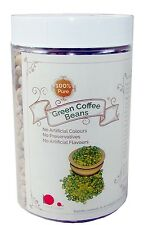 Decaffeinated & Unroasted Organic Arabica Green Coffee Beans -Natural Supplement
