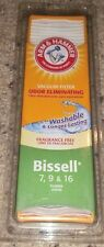 Arm & Hammer Bissell 7 9 & 16 Vacuum Cleaner Pleated Washable Filter 62628F New