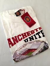 New Mens official manchester united old trafford top bnwt S M L XL Large boys