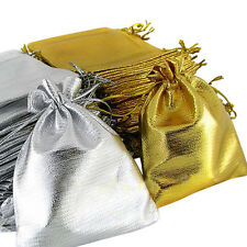 25PCS Drawstring Organza Voile Jewelry Wedding Candy Gift Pouch Bags Affordable