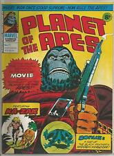 Planet of the Apes ,Vintage Marvel comic book #71 from February 1976
