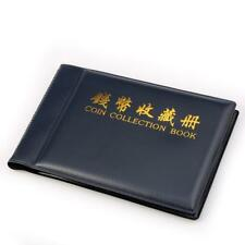 60 Large Coin Holders Collection Storage Album