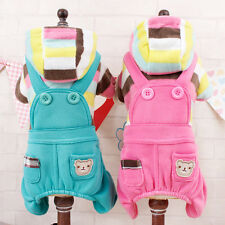 Large Medium Small Dog Clothes Pet Puppy Jumpsuit Doggie Hoodie Apparel Clothing