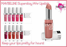 Maybelline New York Super Stay 14Hr Lipstick Beige For Good Pink Long Lasting