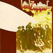 Led Zeppelin II  by Led Zeppelin (UPC 0 7567-81526-2 7 Atlantic  19127-2)