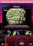Mystery Science Theater 3000 Collection- Vol. 6 (DVD2004, 4-Disc Set) RARE! OOP!