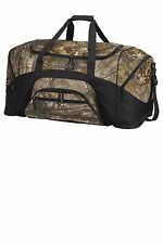 Camouflage Color Camo Duffel Gym Work Hunting Travel Camoflauge Lovers