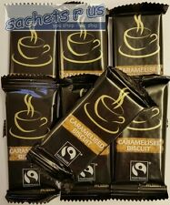 Fairtrade Caramelised Biscuits – Individually wrapped biscuits