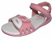 Clarks Buzzy Fun INF Girls Pink Summer Sandals