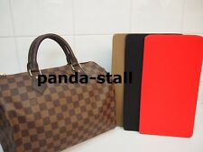 BASE SHAPER FITS LOUIS VUITTON SPEEDY 25/30/35/40 (BLACK color)