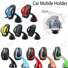 360° Windscreen Car Holder Stand Mount Cradle For Various Mobile Phones