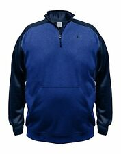 Champion Big & Tall Performance Pieced 1/4 Zip Fleece #CH215   sizes XLT-6XLT