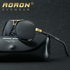 HD-Polarized-Mens-Sunglasses-Outdoor-Sports-Pilot-Eyewear-Driving-Glasses-New