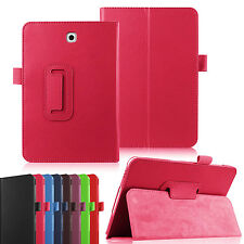 Leather Tablet Stand Flip Cover Case For Samsung Galaxy Tab A 8.0 T350